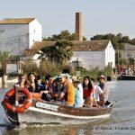 Paseo en barca por l'Albufera de Valecnia desde El Palmar - Ernesto Soler