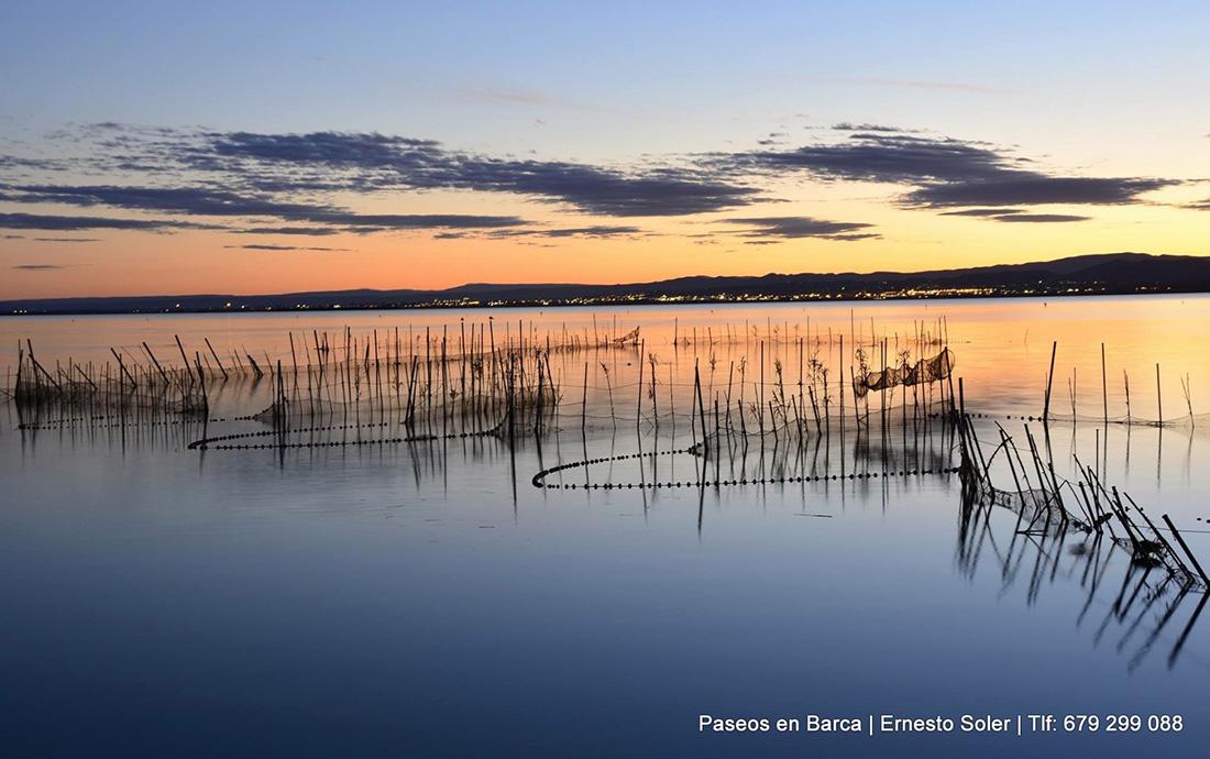 Paseos en barca por la Albufera de Valencia desde El Palmar - Ernesto Soler